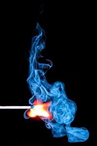 Traumdeutung-Feuer