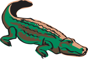 Traumdeutung-Krokodil